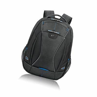 Solo Glide 17.3 Inch Laptop Backpack, Black