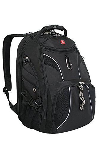 Swiss Gear SA1923 Black TSA Friendly ScanSmart Laptop
