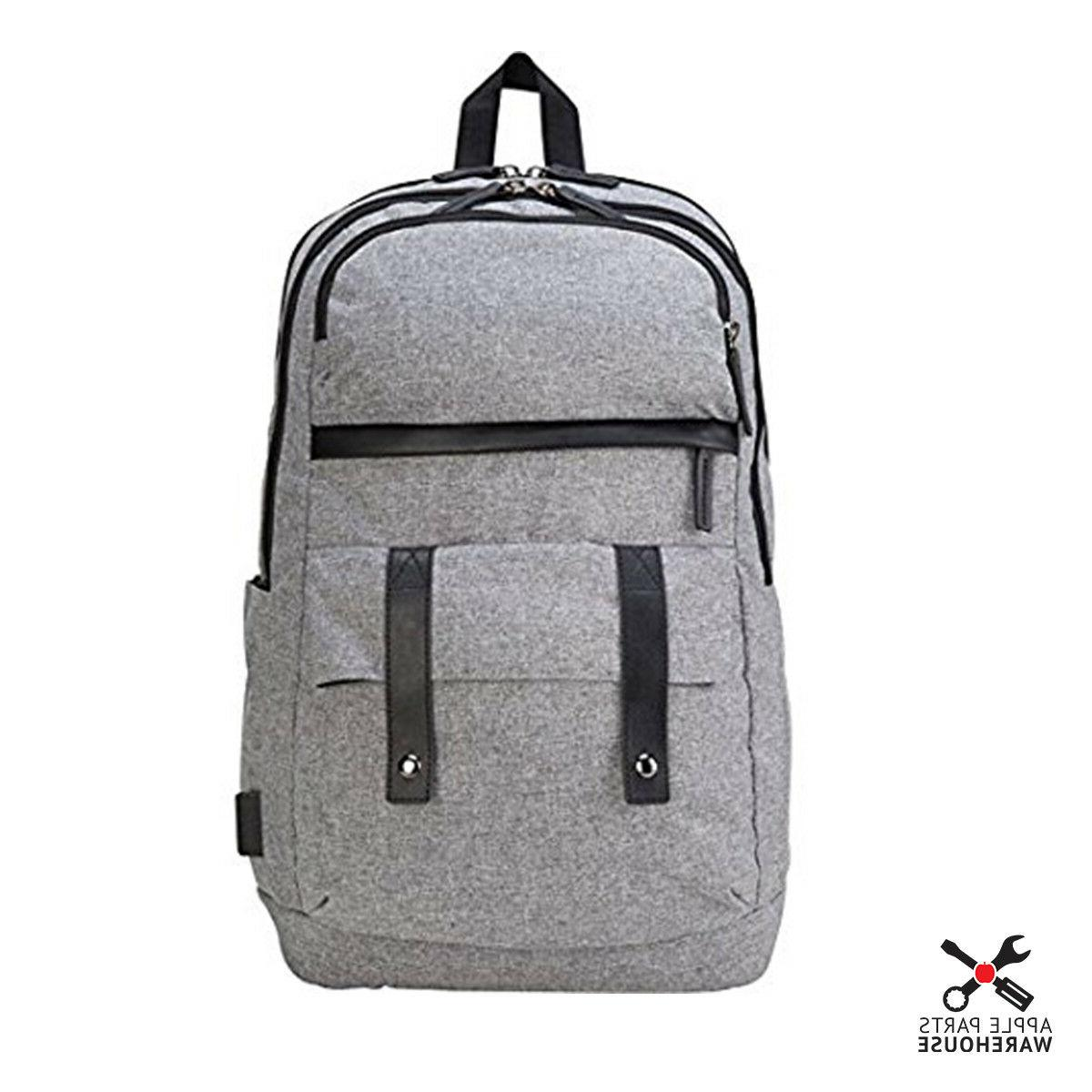 "Targus 15.6"" Lifestyle Backpack Laptop Bag   Grey   TSB81704"