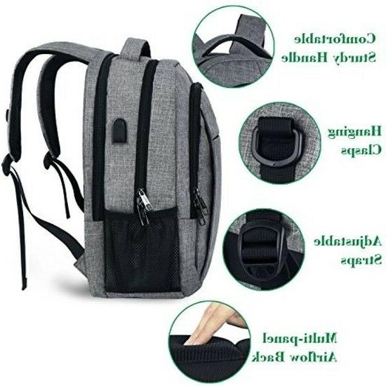 Travel Laptop Backpack,Business Anti Theft Durable Backpack with