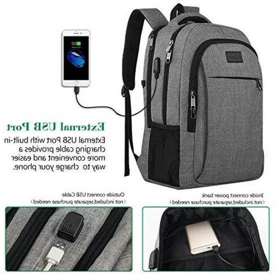 Travel Laptop Theft Durable Backpack US