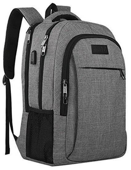 Travel Laptop Backpack,Business Anti Theft Slim Durable Lapt