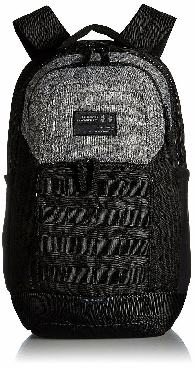 Under Armour - Guardian Backpack - Black/Graphite 1295553-04