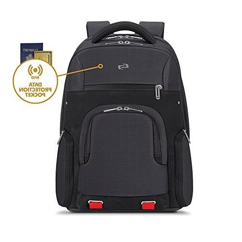 """Solo Aegis 15.6"""" Backpack"""