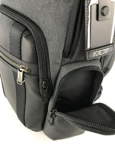 Tumi Alpha Laptop Casual Backpack Arctic 232681AT2