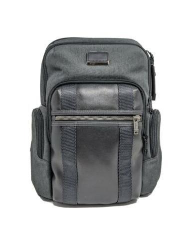 alpha bravo nellis laptop business casual grey