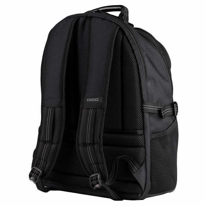 """Ogio 17"""" Top-loading Laptop Compartment Black"""