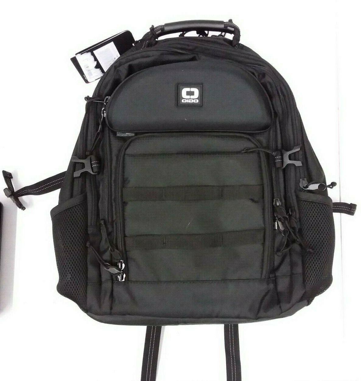 alpha prospect backpack 17 top loading laptop