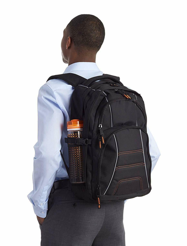 AmazonBasics Backpack up