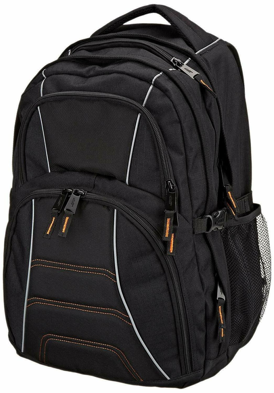 amazonbasics backpack for laptops up to 17