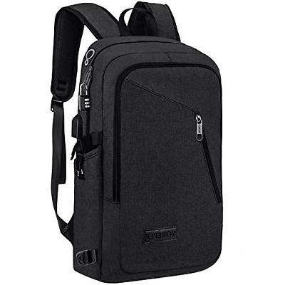 anti theft backpack business laptop