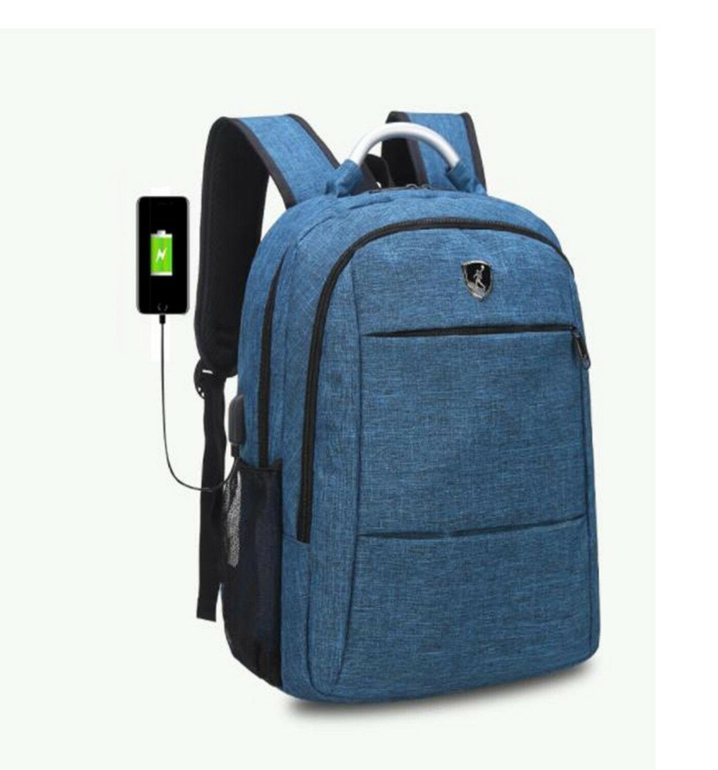 Anti-theft backpack With USB Charging Port, Laptop,Notebook,