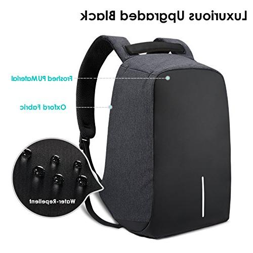 Anti Laptop SKL Waterproof Lightweight with Charging Port for Work Student