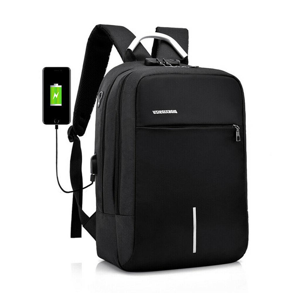Anti-theft USB Charge Travel Computer