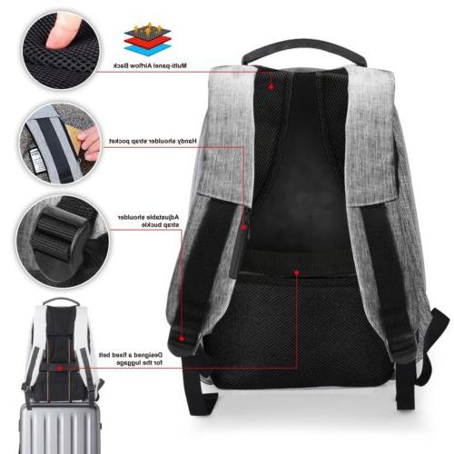 USB Charging Travel Bag