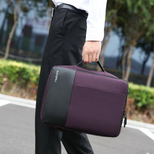USB Men Waterproof Business Travel