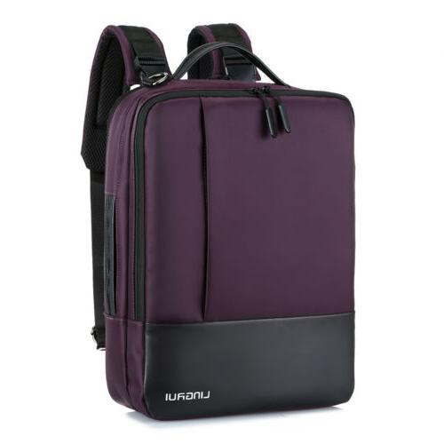 "USB Charger Laptop Men Business Travel 15.6"""