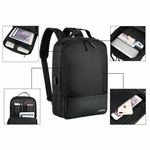 Anti-theft Women Laptop Notebook Backpack Business School