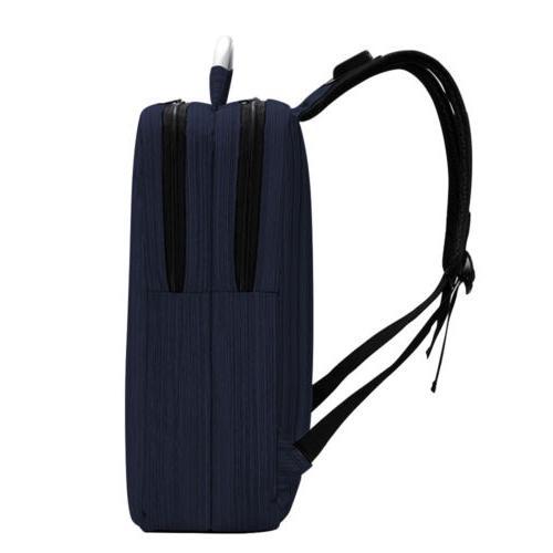 """Anti-theft Men Women Waterproof 15.6"""" School Bag USB"""