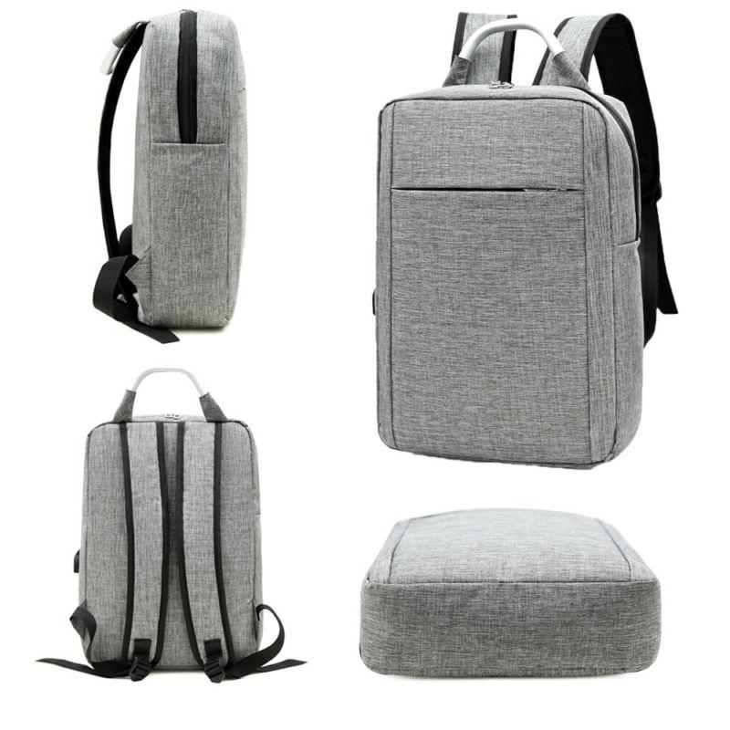 Anti-theft Womens <font><b>Laptop</b></font> Notebook <font><b>Backpack</b></font>+USB Business School Bag Waterproof