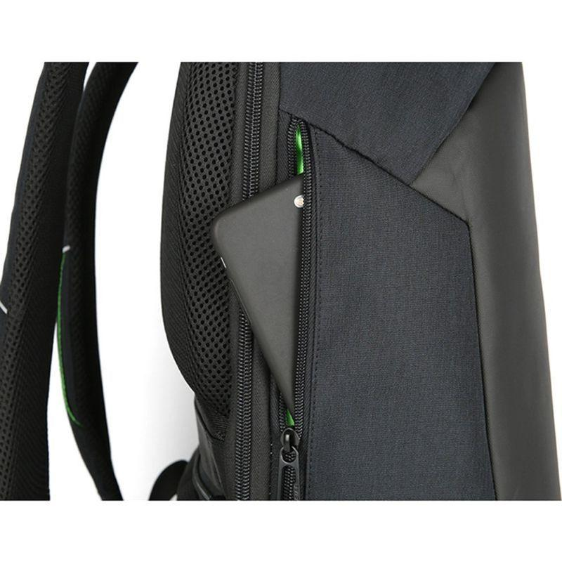 Anti-theft Backpack+USB Business Bag