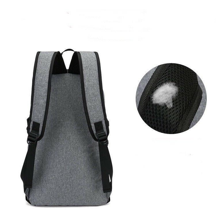BLUE w/ Backpack Laptop School Bag Y