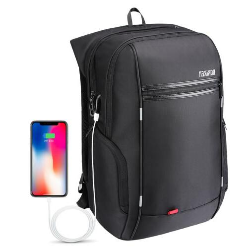 15.6'' Backpack Anti-Theft Water Resistant