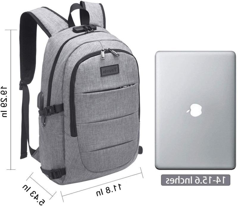 Travel Laptop Resistant USB