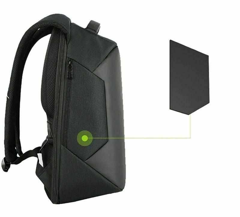 "Anti-Theft Waterproof USB 16"" Laptop"