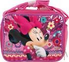 New Arrive Disney Minnie Mouse School Insulated Lunch Bag-Pi