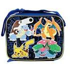 New Arrive Nintendo Pokemon Insulated School Lunch Bag-Dark