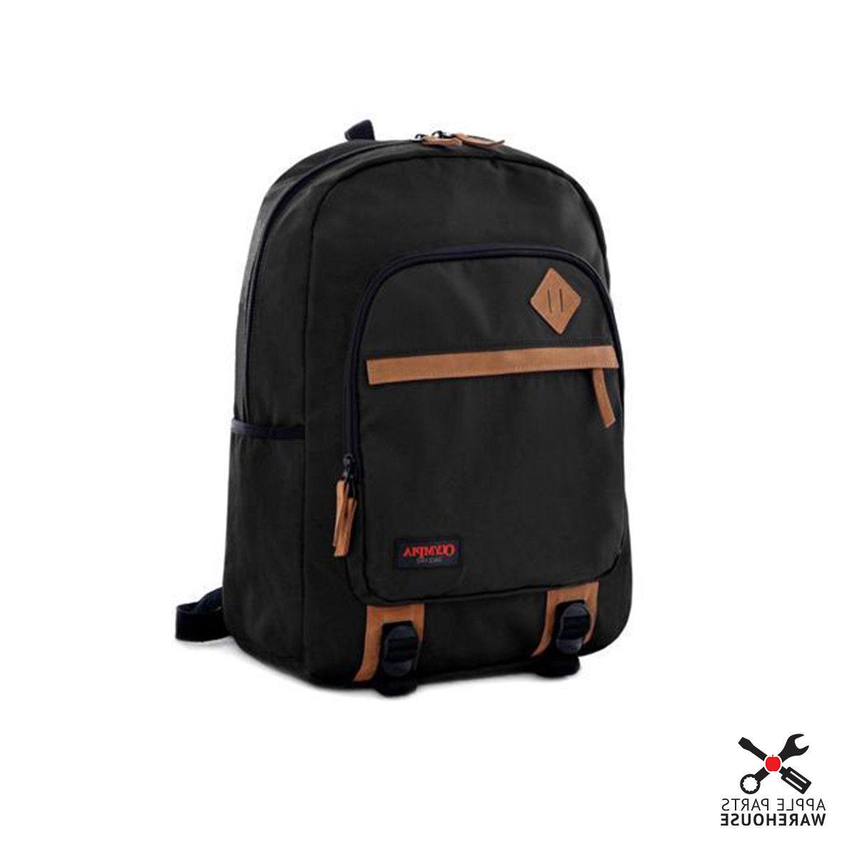 Aston 18 Backpack, Black