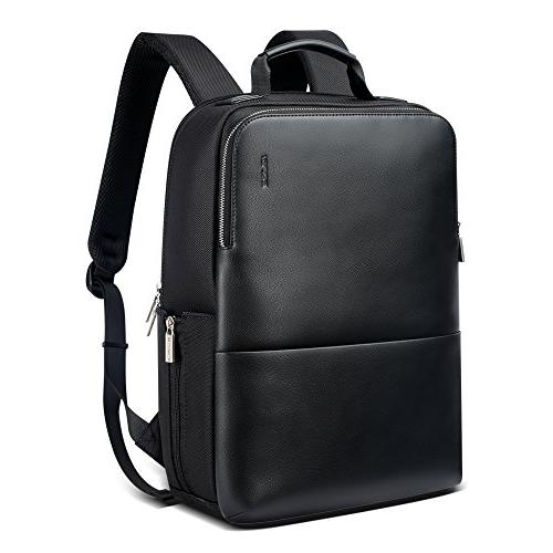 back school leather backpack laptop