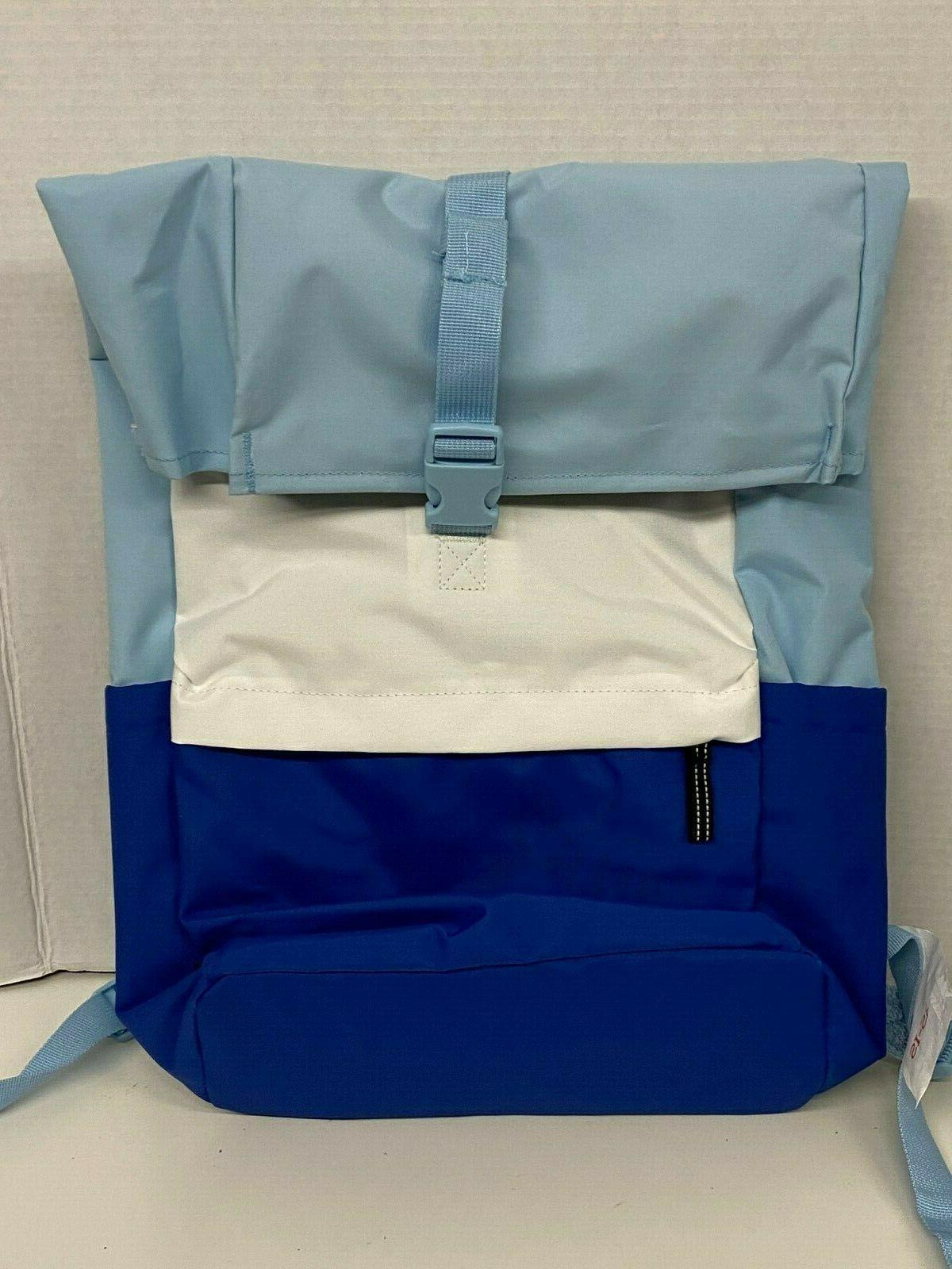 IKEA Bag Zip Laptop Pocket Blue