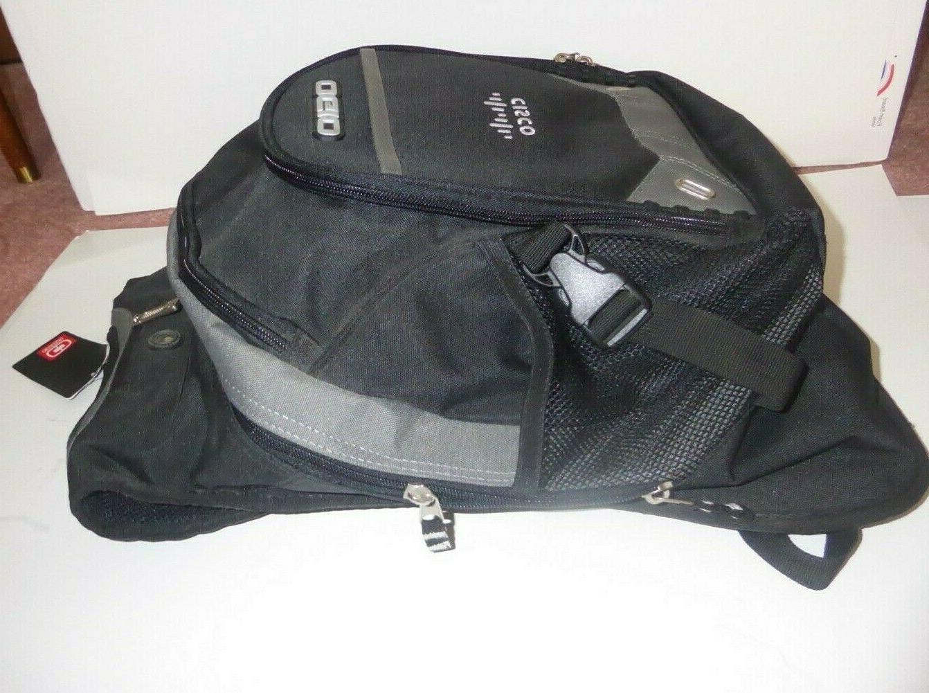 Ogio Backpack - Fugitive Black for Cisco