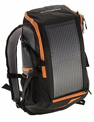 EnerPlex PK-ALPHA-OR Packr Backpack, Orange
