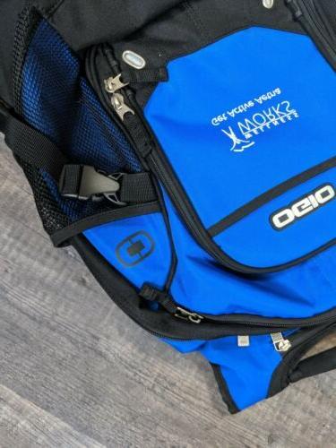 OGIO Travel Black Blue Laptop