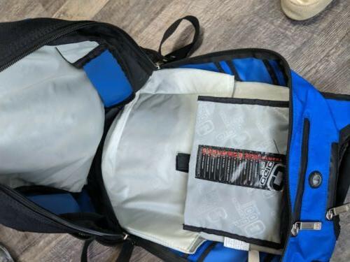 OGIO Backpack Blue Laptop