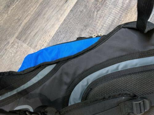 OGIO Travel Black Blue NWOT