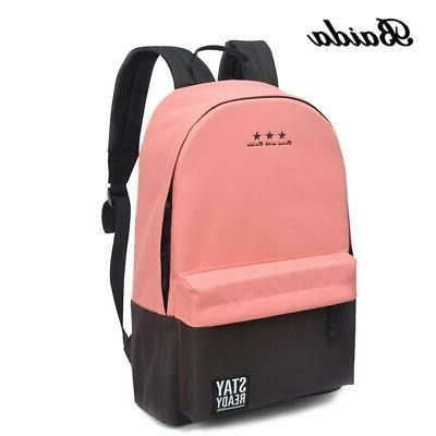 Backpack Women Children Schoolbag Back Pack Leisure Laptop S