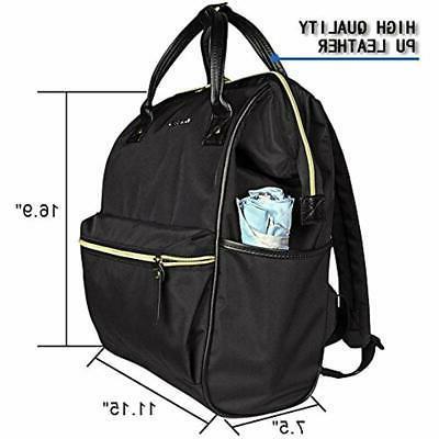 KROSER Backpacks Laptop Inch Casual Daypack Bag