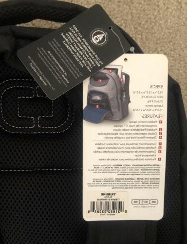 OGIO Tribune Backpack NWT Shipping