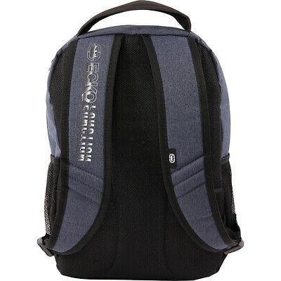 Ecko Unltd Block Laptop Backpack 3 Business NEW