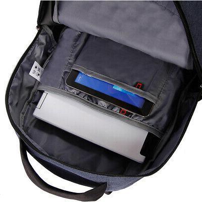 "Ecko Block 15"" Laptop 3 Business & Laptop Backpack NEW"