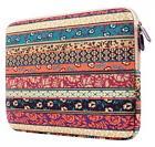 Plemo 13 - 13.3 Inch Bohemian Style Laptop Sleeve Case Bag f