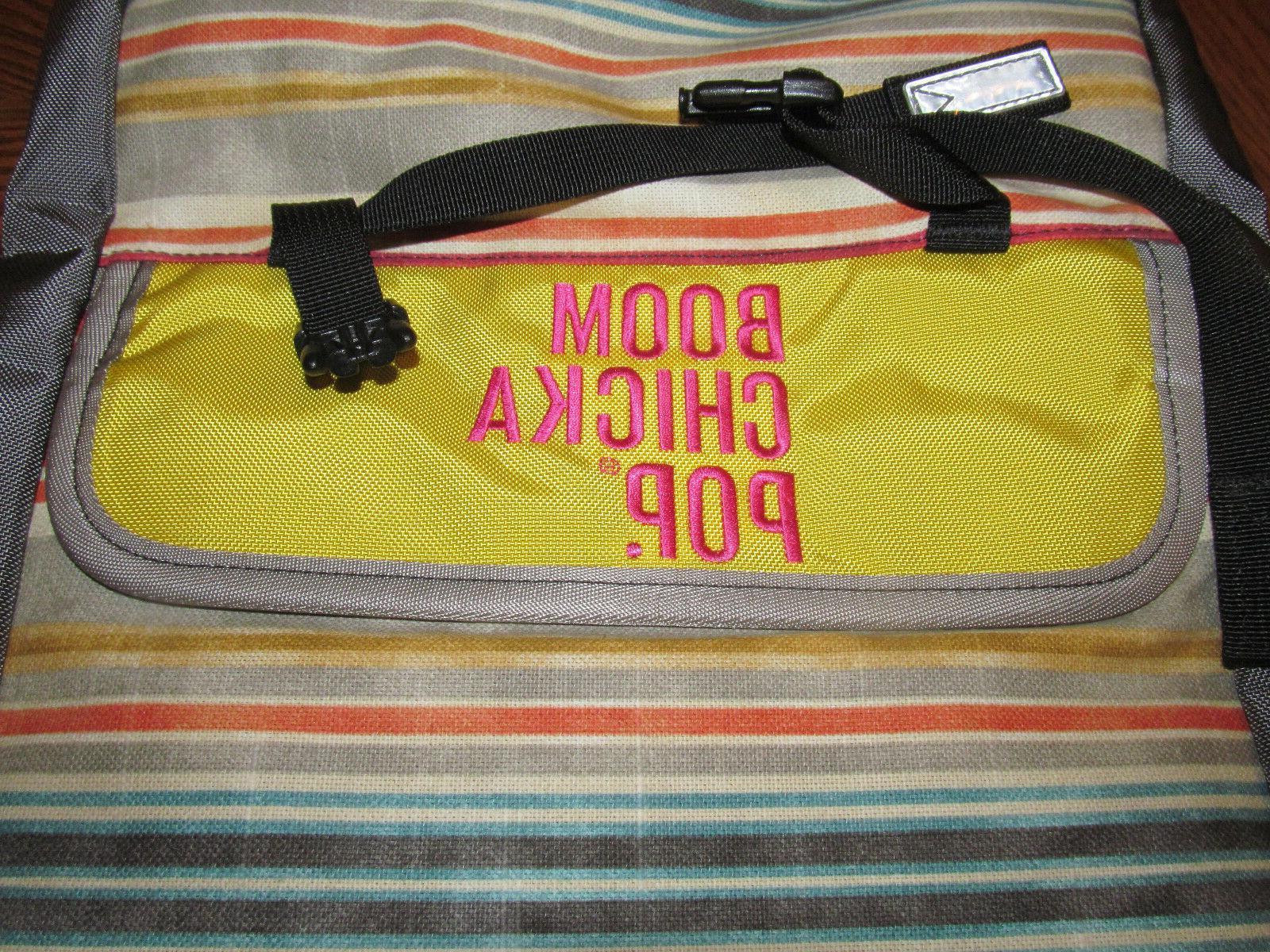 TIMBUK2 BOOM CHICKA POP BACKPACK/  LAPTOP BAG NEW W/TAG COLO