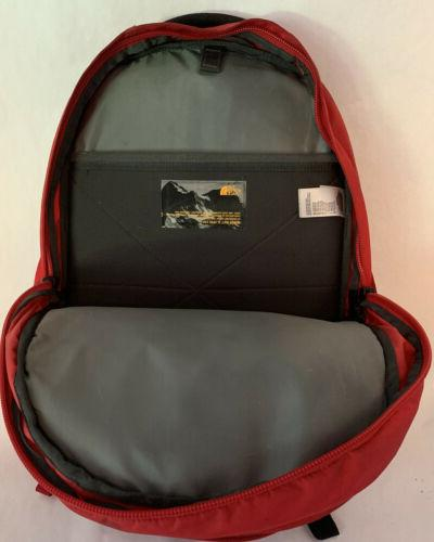 The Face Backpack Red Black Edition Laptop