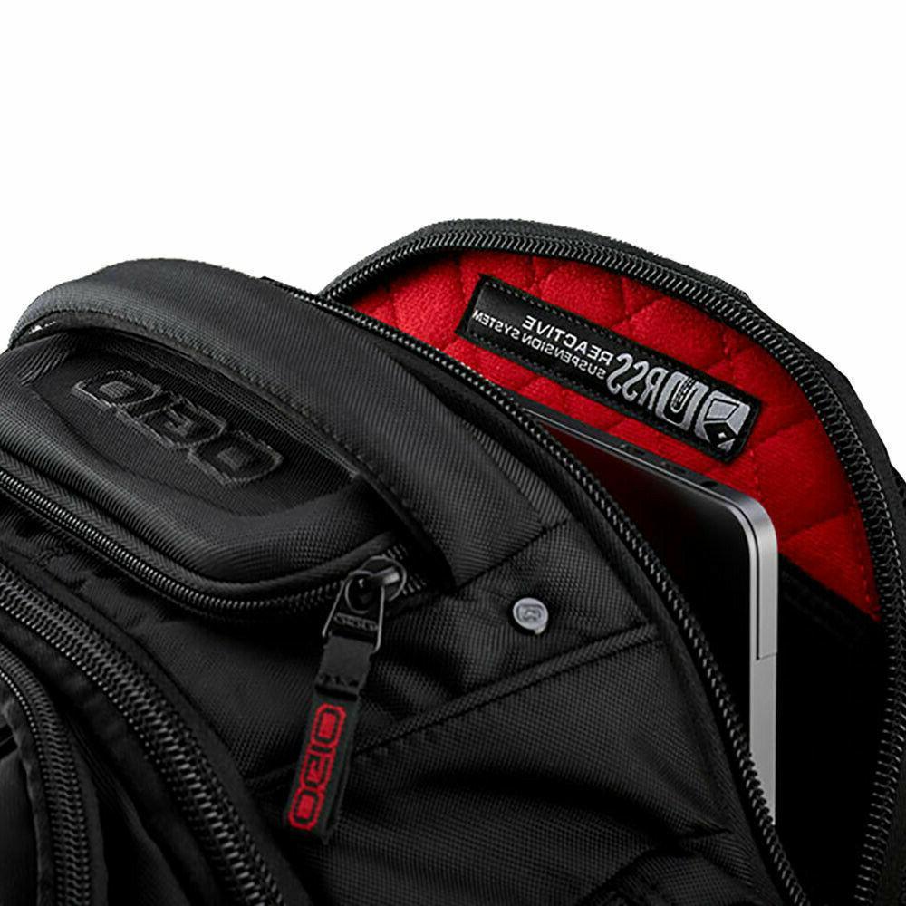 Brand 17 RSS Backpack Black