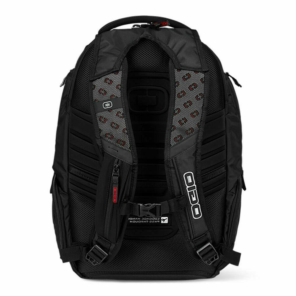 Brand OGIO 17 RSS Black