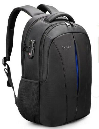 Tigernu Brand Waterproof Laptop NO Key TSA